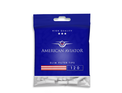 SLIM FILTER  AMERICAN AVIATOR