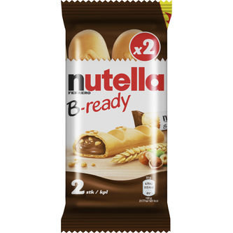 B Ready Nutella