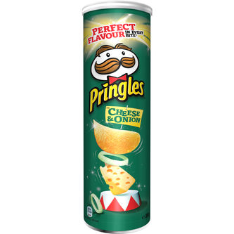 Cheese & Onion Chips Pringles 200g