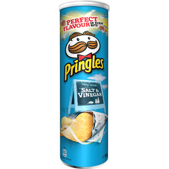 Salt & Vinegar Chips Pringles 200g